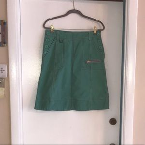 Marc Jacobs High Waisted Cargo Skirt SZ 6